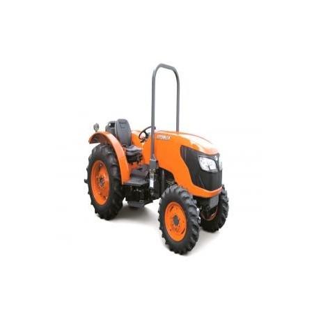 Tractor Kubota M7040 Narrow