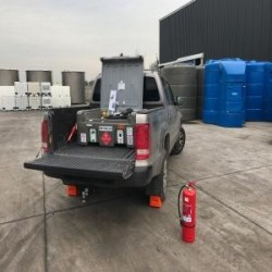 Estanque transportable diésel modelo truckmaster 200 l cer...