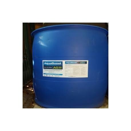 Ahorro de energia y agua de riego