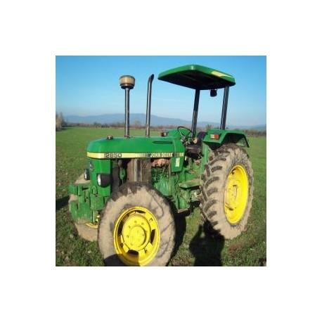Tractor JOHN DEREE 2850