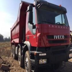 Venta camión iveco trakker 420 año 2012 km 78000 horas 680...