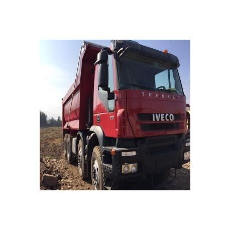 Venta Camión Iveco Trakker 420 Año 2012 KM 78000 Horas 6800 20 m3