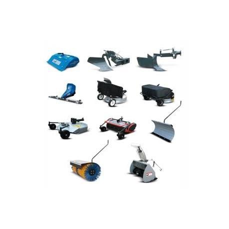 Implementos para Motocultivador BCS