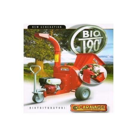 Chipeadora Italiana BIO 190