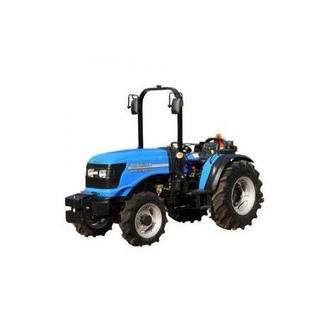 Tractor Sonalika 75hp 4x4 Agricola