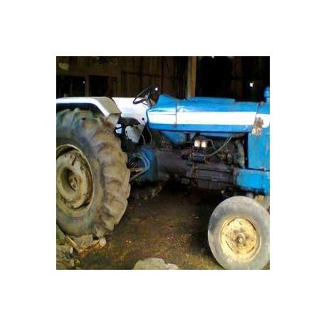 Vendo Tractor Ford 5000 con huinche