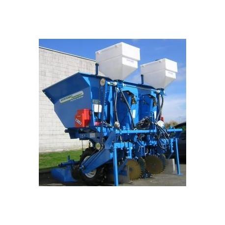 Aplicador de fertilizante de precision sobre hilera de siembra HORSTINE – JUMBO