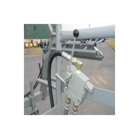 Recogedor de Mulch Plastico CROPCARE-PR2500