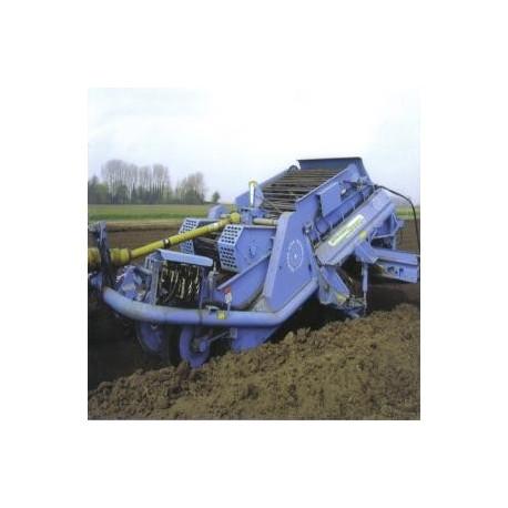 Cultivador de suelos STANDEN-MEGASTAR
