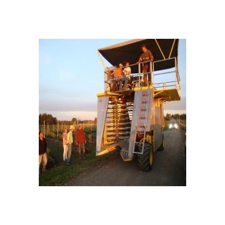 Cosechadora de arandanos, frambuesas y moras para Exportadoras LITTAU OR-XL