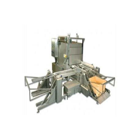 Lavadora de bins SEMI-STAAL TW1 & TW2