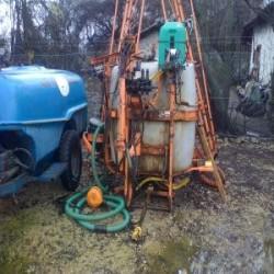 Pulverizador jacto 800 litros...