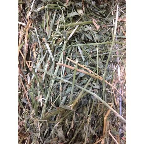 Fardos de alfalfa