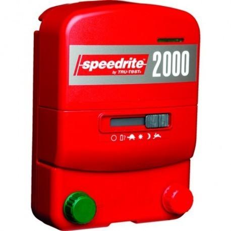 Energizador Cerco Eléctrico Speedrite 2000 DUAL