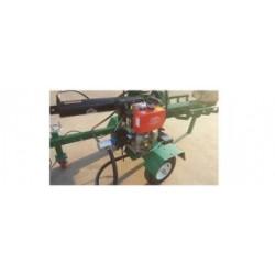 Astillador de leña diesel 120cm 50t 12hp...