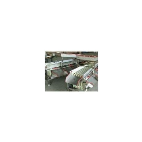 Calibradora de frutas tamanos 2-4cm 5 seleccion
