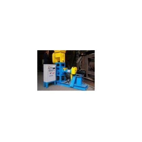 Extrusora de alimentos balanceado 15KW 380V 120kgh maquina para comidas de animales perros gatos salmon