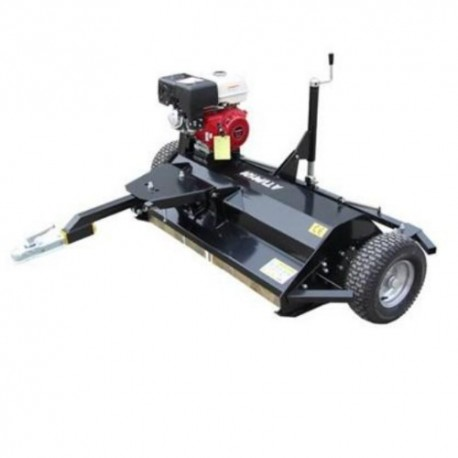 Trituradora para ATV cuatrimoto 13hp gasolina cortadora de pastos picadora desmalezadora bencinera