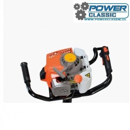 Ahoyador gasolina 52cc 2T (solo motor) Barreno perforador de tierra, postacion, ahoyadora, hoyadora bencinero