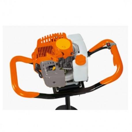 Ahoyador gasolina 63cc 2T ref 150 (solo motor) Barreno perforadora de tierra, postacion, ahoyadora, hoyadora bencinero