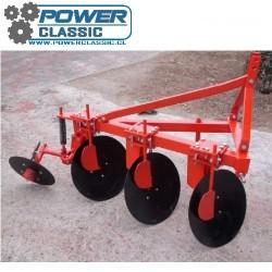 Arado de discos 3x20 pulgada levante para tractor agricola...