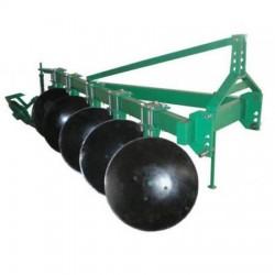 Arado de discos 4x20 pulgada levante para tractor agricola...