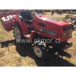 Mini tractor mitsubishi mt16...