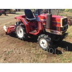 Mini tractor yanmar f15d...