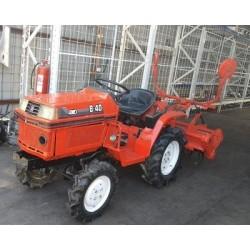 Mini tractor kubota b40...