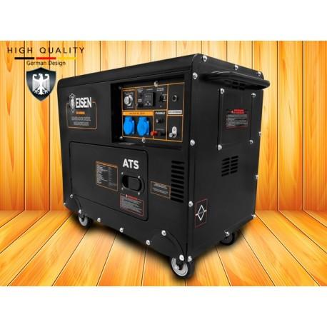Generador Eisen de 5kW Eisen