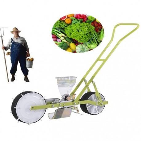 Semilladora manual 1 hilera hortalizas