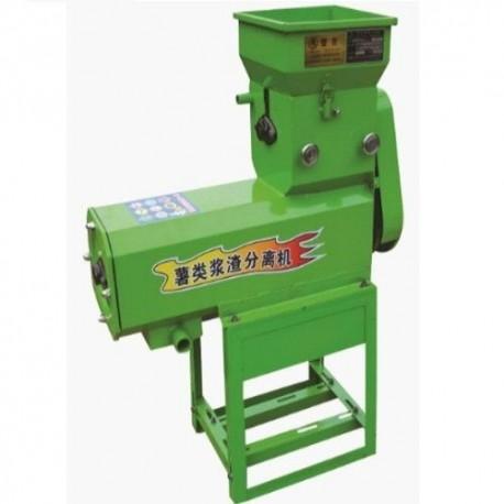 Ralladora de manzanas papas industrial con extractor