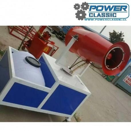 Cañon nebulizador 4kw 380V humidificador