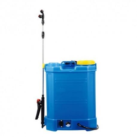 Pulverizador Fumigador electrica a bateria 12V 20L
