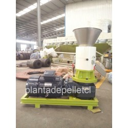 Pletizadora 300kg/h electrica 15kw 380vac...