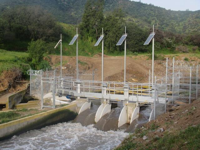 Iniciativa pionera en Chile permite distribuir sobre el 80% del agua del río Choapa remotamente