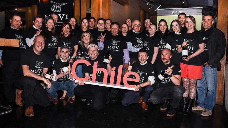 MOVI presenta su propuesta de vinos en Colombia
