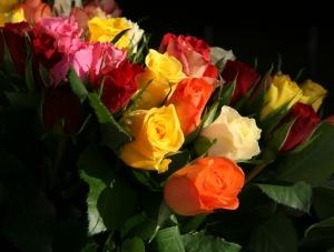 Más de 9.500 toneladas de flores para San Valentín transportó Latam Cargo