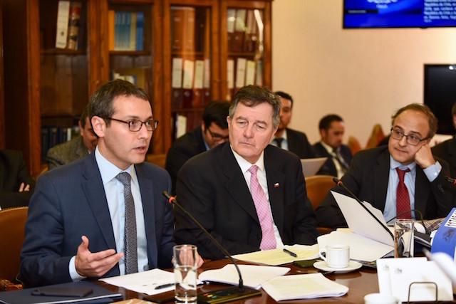 Avanza tramitación de acuerdos comerciales con Argentina e Indonesia, y la modernización del TLC con China
