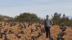 La convicción de un joven para producir vinos con identidad