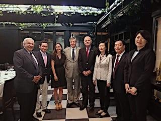 Inspectores de la Aduana de China en Chile: Peras chilenas continúan el proceso para su ingreso a China