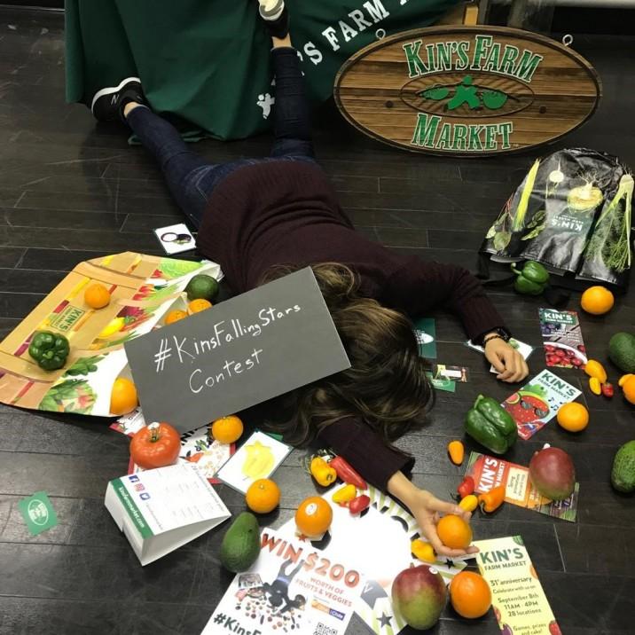 Citrus from Chile y Kin's Farm Market realizaron el Desafío Falling Stars en Canadá