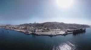 Puerto de Coquimbo: valoran exportación de frutas mediante buque cámara desde Chile a EEUU